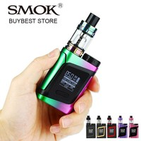 100% Original SMOK Alien Baby AL85 Vape Kit with 2ml TFV8 Baby Atomizer EU Edition & 85W Alien AL85 MOD E-cig Kit VS Smok G-priv