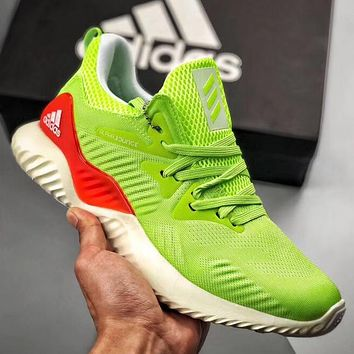 Trendsetter Adidas Alphabounce Hpc Ams 3m Women Men Fashion Casual Sneakers Sport Shoes