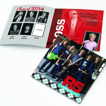 2014 R5 Yearbook | R5 Rocks