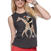 Riot Society Tribal Animal Tee at PacSun.com