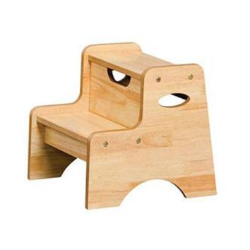 PRK15511 2 Step Stool Natural Wood Posing prop  sc 1 st  Wanelo & Best One Step Stools Products on Wanelo islam-shia.org