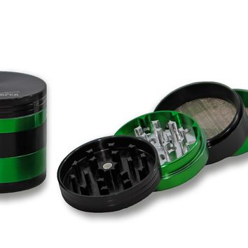 Sharpstone Green & Black Herb Grinder
