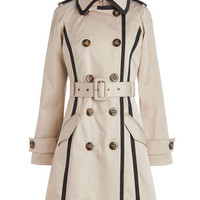 Kling Menswear Inspired Long Long Sleeve Double Breasted Adept Audition Coat