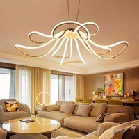 Led Pendant Lights Lamparas Colgantes Lamp Suspension Luminaire Hanglamp Chandelier Ceiling Lampadari Light Fixtures Hanglampen