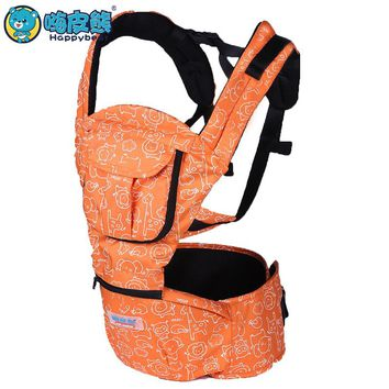 HappyBear 0-36 Months Multifunctional Baby Carrier Load Bearing 20kg Seat Ergonomic baby carriers kid sling baby kangaroo