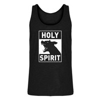 Mens Holy Spirit Jersey Tank Top