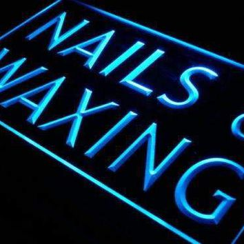 Beauty Salon Nails Waxing Neon Sign (LED)