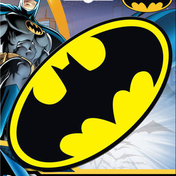 Batman Logo Car Magnet