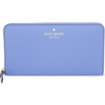 KATE SPADE NEW YORK - Lacey continental leather wallet   Selfridges.com