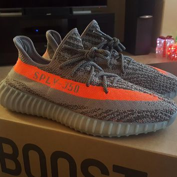ADIDAS YEEZY BOOST 350 V2 BELUGA ORANGE BB1826 SZ 12 NEW IN BOX sply