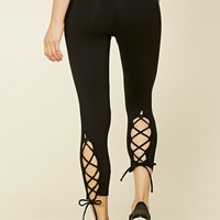 Active Tie-Back Yoga Pants