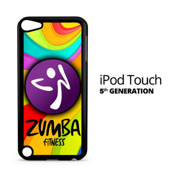 Zumba Fitness iPod Touch 5 Case