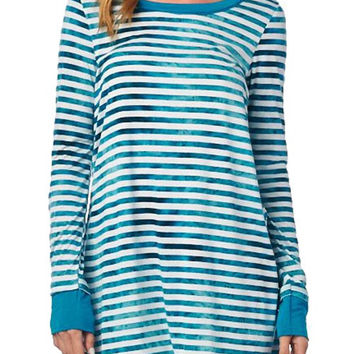 Faded Stripe Tunic