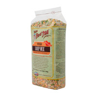 Bob's Red Mill Vegetable Soup Mix - 28 Oz - Case Of 4
