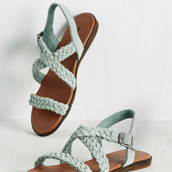 Odyssey You Later Sandal | Mod Retro Vintage Sandals | ModCloth.com