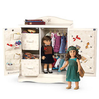 American Girl® Furniture: Doll Storage Cabinet