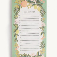 Citrus Floral Shopping Pad By Rifle Paper Co. at ShopRuche.com