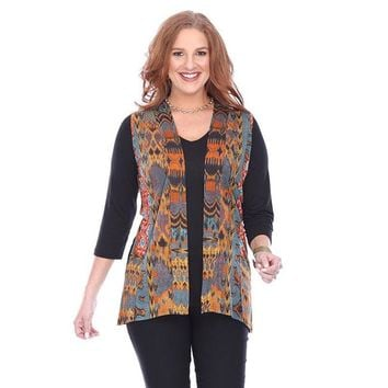 Thea Vest by Parsley and Sage
