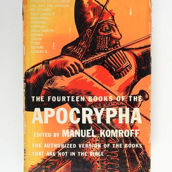 The Apocrypha Book