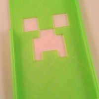 Creepy  iphone 5 Case Custom 3D Printed  Your by GamerGirlCustoms