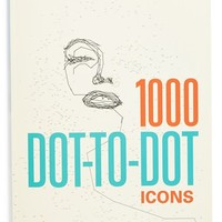 '1000 Dot-to-Dot Icons' Puzzle Book