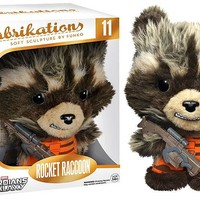 Rocket Raccoon Plush Fabrikations #11 Marvel Guardians of the Galaxy
