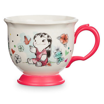 Disney Animators' Collection Teacup for Kids - Lilo | Disney Store