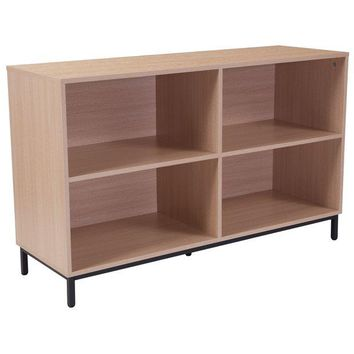 DCCKH0D Dudley Wood Grain Finish Bookshelf
