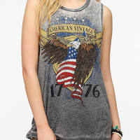 Urban Outfitters - Project Social T Eagle Muscle Tee