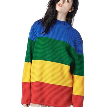 UNIF | CRAYON SWEATER
