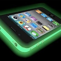 iPhone 5 Glow In The Dark (Glow Green) Silicone Protective Case