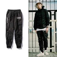 Sports Casual Korean Couple Pants [272617734173]