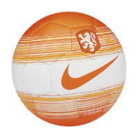 Nike Netherlands Prestige Third Pack Soccer Ball Size 5 (Orange)