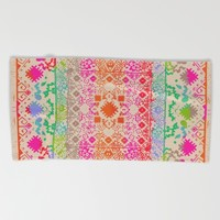 Eva Beach Towel by Aimee St Hill