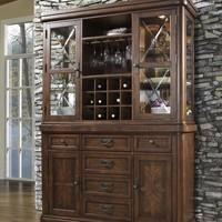 Somerton Dwelling Barrington China Cabinet | www.hayneedle.com