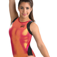 Aly Passion Mystique Workout Leotard from GK Elite