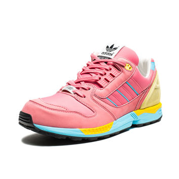 "ADIDAS ZX 8000 ""BRAVO"" - FADE ROSE/LIGHT AQUA 