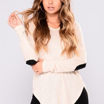 Effortless Sweater - Beige