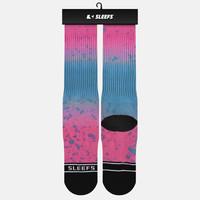 Flamingo soft socks