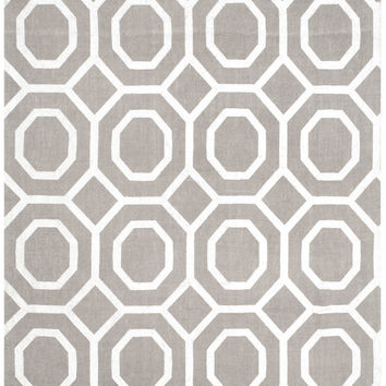Safavieh Cedar Brook Contemporary Indoor Area Rug Grey / Silver
