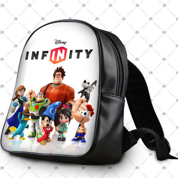 Disney Infinity Toy Box Games School Bag