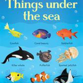 Usborne Books & More. 199 Things Under the Sea