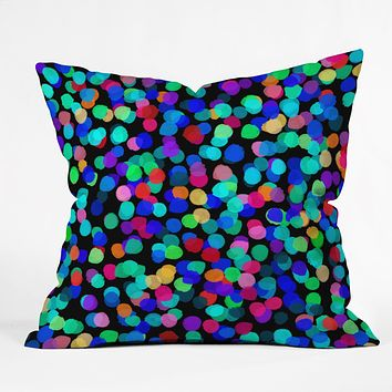 Rebecca Allen A Celebration 2 Throw Pillow