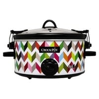 Crock-Pot® Cook 'N Carry® 5-Quart Manual French Bull Slow Cooker