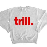 Trill Sweater