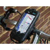 Easy Fit Bike Bicycle Cycle Mount with Waterproof TOUGH CASE for the Apple iPhone 4S