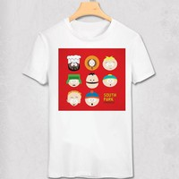 South Park - Group Pic - Funny Geek Designs - Variety Shirt