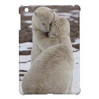Polar Bear Hug Lockhart Case For The iPad Mini from Zazzle.com