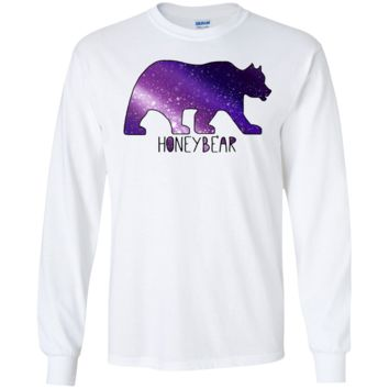 Starry Galaxy Long Sleeve T-Shirt