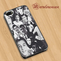 Shawn mendes Black and White Collage custom case for all phone case